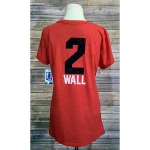 NBA John Wall #2 Washington Wizards Jersey Shirt